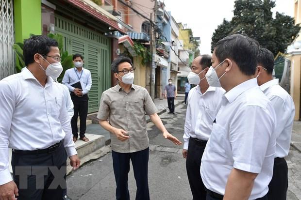 TP Ho Chi Minh giua nhung ngay gian cach: Tinh than quyet tam cao do hinh anh 2