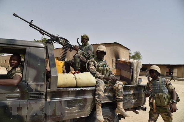 Hang chuc binh sy Niger thuong vong do bi phuc kich hinh anh 1