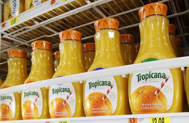 PepsiCo ban Tropicana va thuong hieu nuoc ep khac voi gia hon 3 ty USD hinh anh 1