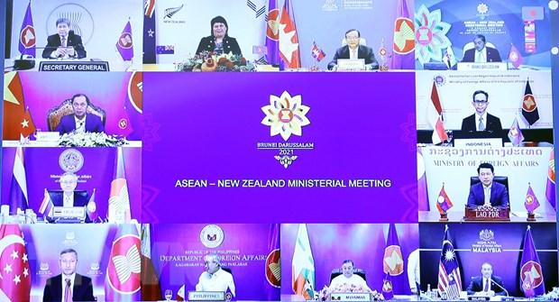 Thai Lan de xuat hop tac thiet thuc giua Nga, New Zealand va ASEAN hinh anh 2