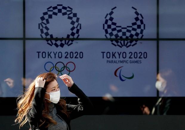 Paralympic Tokyo: Bat giu 1 VDV Gruzia vi hanh hung nhan vien an ninh hinh anh 1