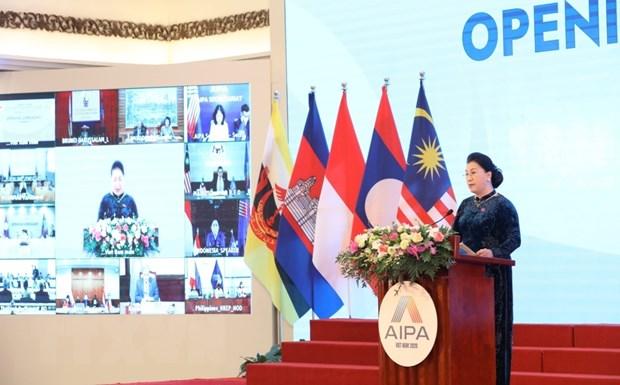 TTK AIPA: Viet Nam dong gop rat quan trong cho qua trinh doi moi AIPA hinh anh 4