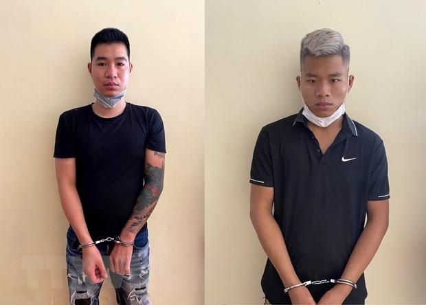 Triet pha duong day mua ban be gai duoi 16 tuoi cho hoat dong ban dam hinh anh 1