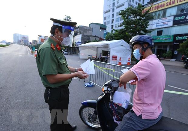 Thanh pho Ho Chi Minh: Doanh nghiep tu to chuc xet nghiem cho shipper hinh anh 3