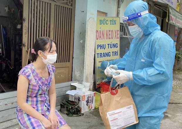 Thanh pho Ho Chi Minh: Doanh nghiep tu to chuc xet nghiem cho shipper hinh anh 2