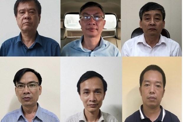 Khoi to Giam doc So Giao duc va Dao tao tinh Dien Bien Nguyen Van Kien hinh anh 1