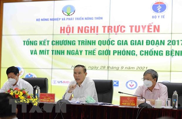 Viet Nam phan dau den nam 2030 khong con nguoi chet do benh dai hinh anh 1