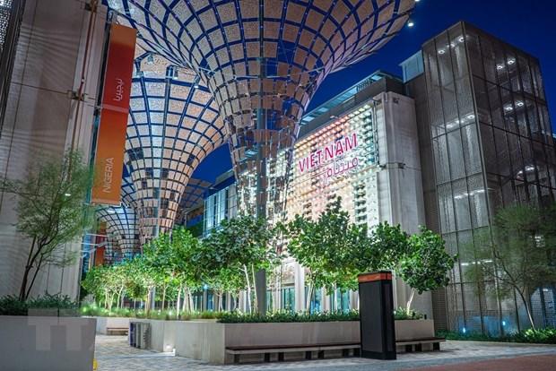 An tuong Nha trien lam Viet Nam tai EXPO 2020 Dubai o UAE hinh anh 3