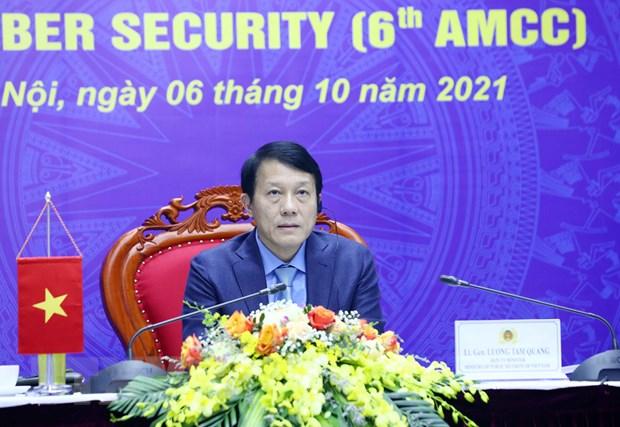 Thuc day chien luoc hop tac an ninh mang trong khu vuc ASEAN hinh anh 1