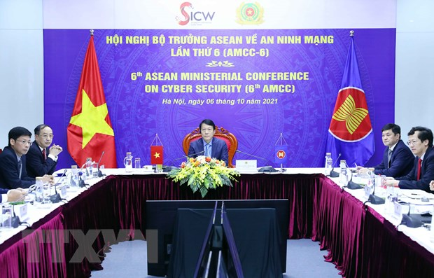 Thuc day chien luoc hop tac an ninh mang trong khu vuc ASEAN hinh anh 2