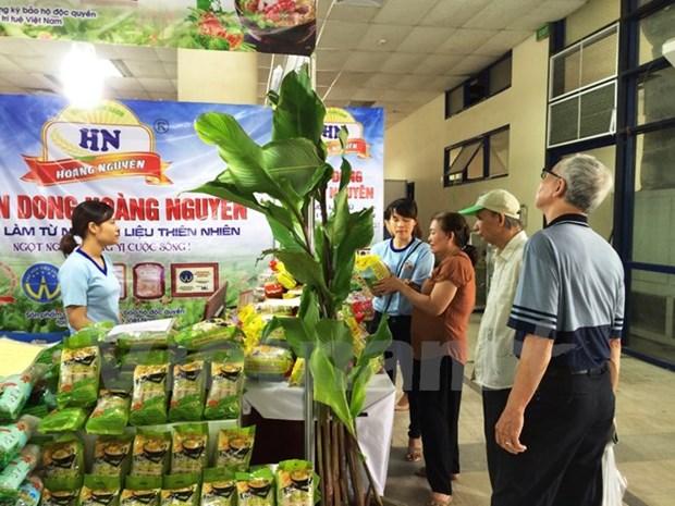 Hoi cho AgroViet 2016 thu hut khoang 300 doanh nghiep tham gia hinh anh 1