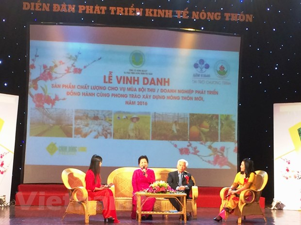 Nong nghiep Viet: Can lay chat luong va gia tri gia tang lam cot loi hinh anh 2