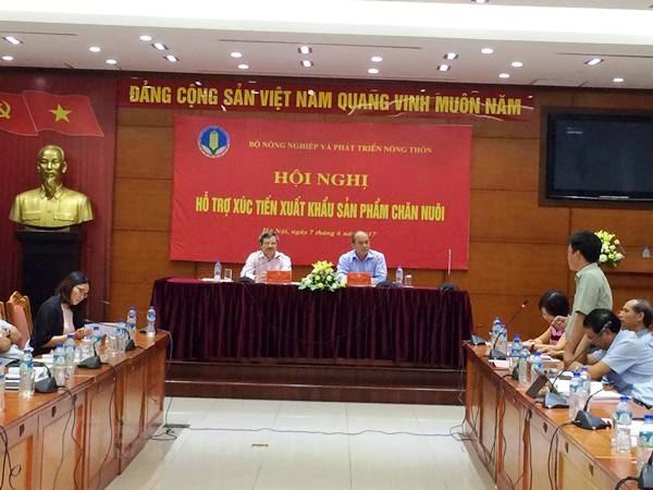 Viet Nam xuat khau lo thit ga dau tien sang Nhat Ban vao thang Tam hinh anh 2