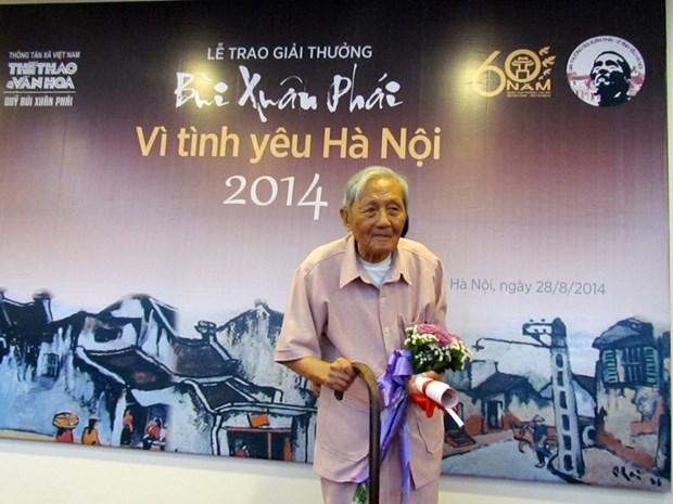 "Tao Trang Vu Tuan San: ""Nguoi tri tuc"" tham lang cua Ha Noi hinh anh 1"