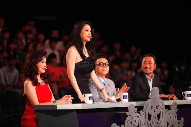 An tuong liveshow mo man cua top 18 Hoa khoi Ao dai Viet Nam hinh anh 8
