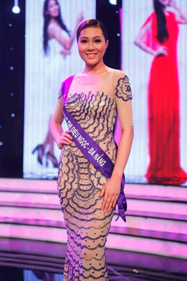 An tuong liveshow mo man cua top 18 Hoa khoi Ao dai Viet Nam hinh anh 7