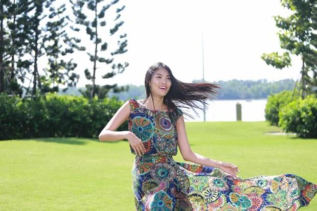 Top 12 ung vien Hoa khoi Ao dai rang ro truoc dem chung ket hinh anh 2