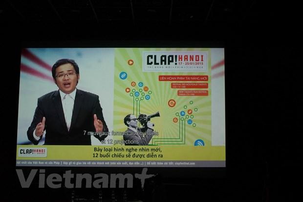 "Lien hoan phim ""Clap!"": Ngay hoi xu huong moi cua sang tao nghe nhin hinh anh 3"