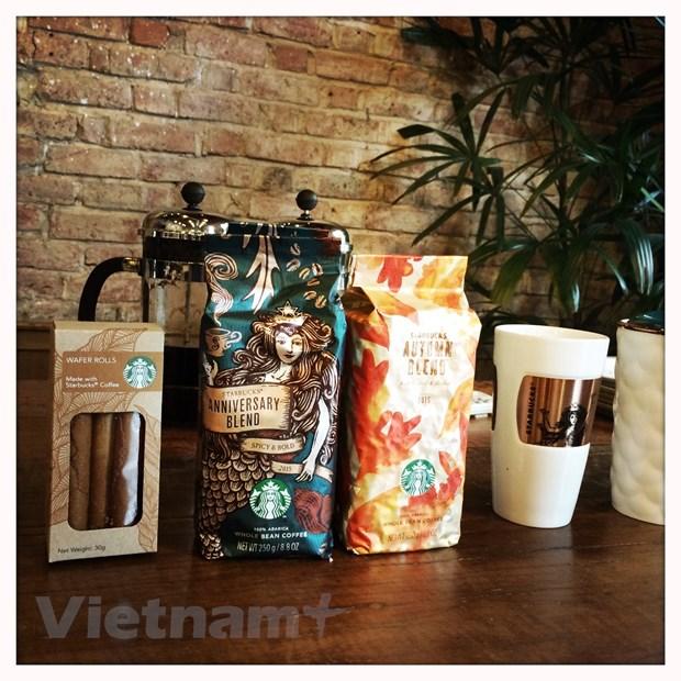 Thu Ha Noi lang man hon voi san pham do uong moi cua Starbucks hinh anh 6