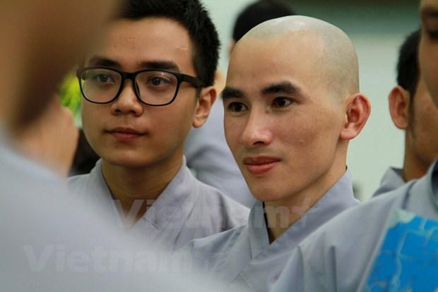 "Hoi trai tap huan Thanh nien Phat tu: ""Con duong sang"" cho gioi tre hinh anh 4"