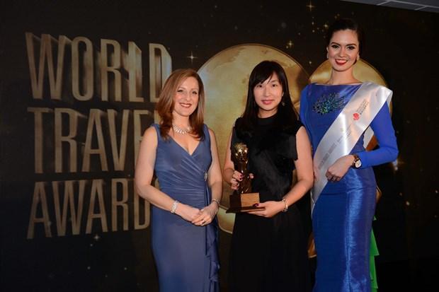 JW Marriott Hanoi duoc vinh danh la khach san hang dau chau A hinh anh 1