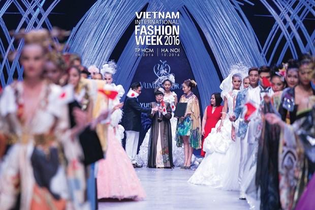 Vietnam International Fashion Week se to chuc hai lan moi nam tu 2016 hinh anh 6