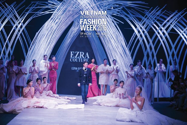 Vietnam International Fashion Week se to chuc hai lan moi nam tu 2016 hinh anh 9