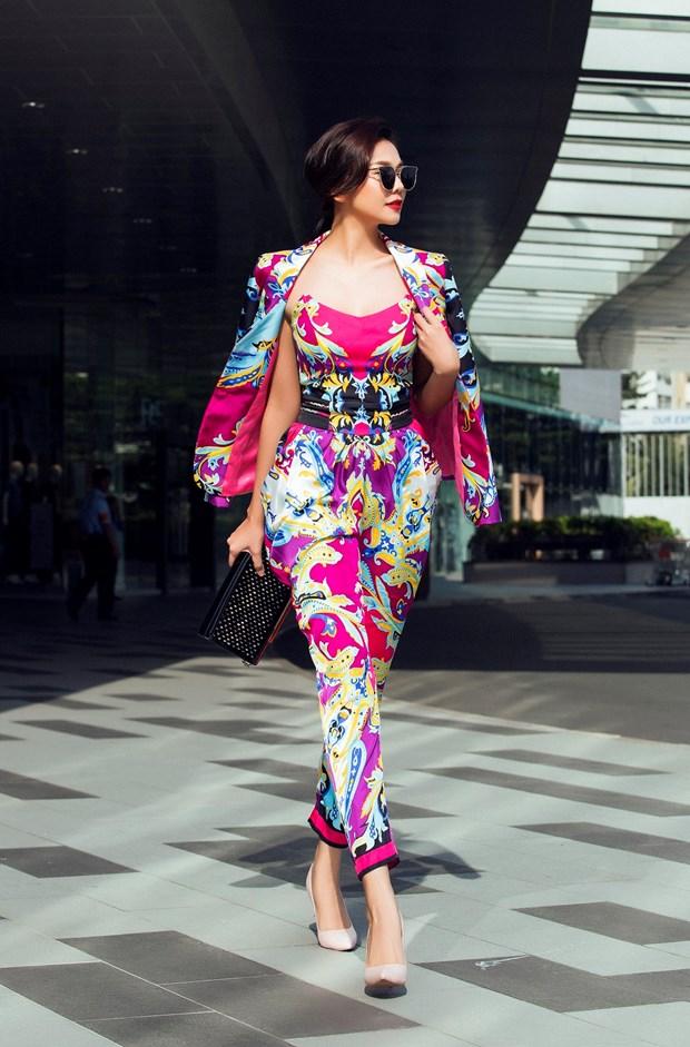 Viet Nam co dai dien tai tuan le New York Fashion Week 2017 hinh anh 2
