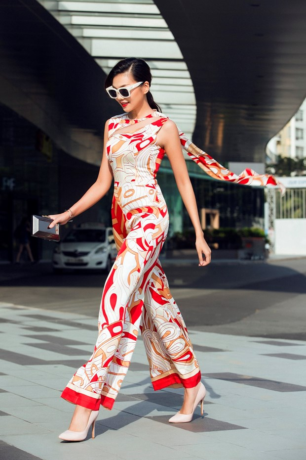 Viet Nam co dai dien tai tuan le New York Fashion Week 2017 hinh anh 4