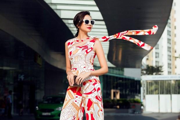 Viet Nam co dai dien tai tuan le New York Fashion Week 2017 hinh anh 1
