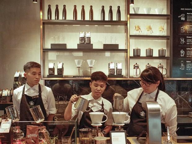"Starbucks Viet Nam chinh thuc ""phu song"" toi mien Trung hinh anh 1"