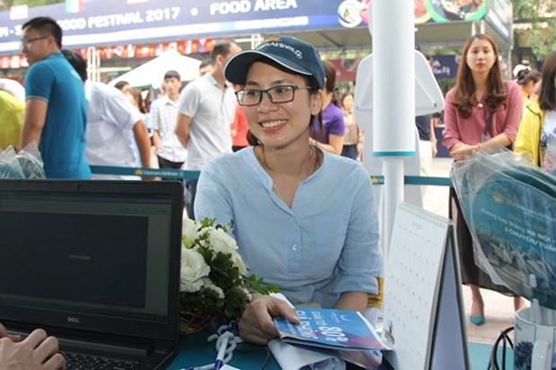 Ban hon 40.000 ve re tai Hoi cho Du lich quoc te Viet Nam 2018 hinh anh 2