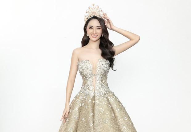 Hoa hau Ban sac Viet toan cau 2018 se trao 2 ty dong cho tan hoa hau hinh anh 1