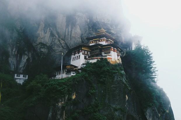 'Temple stay': Hanh trinh di tim nhung an nhien cho tam hon hinh anh 1