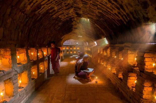'Temple stay': Hanh trinh di tim nhung an nhien cho tam hon hinh anh 7