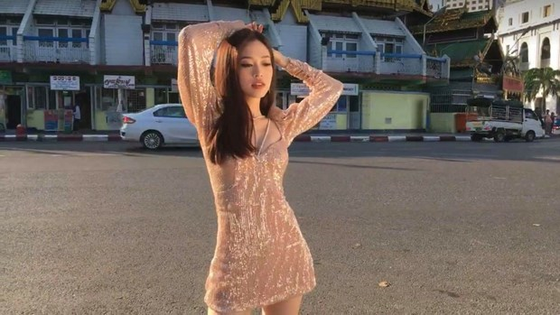 A hau Phuong Nga va no luc noi bat tai Miss Grand International 2018 hinh anh 12