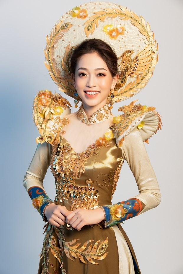 Ngam quoc phuc cua Phuong Nga tai cuoc thi Miss Grand International hinh anh 3