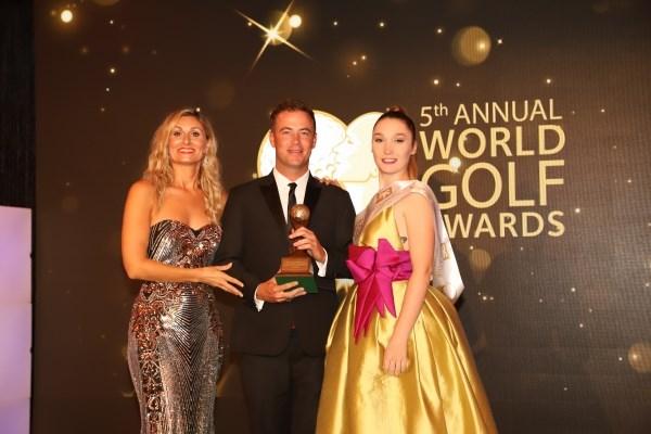 Viet Nam co dai dien nhan cu dup giai thuong World Golf Awards 2018 hinh anh 1