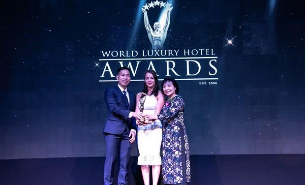 Emeralda Resort duoc vinh danh tai World Luxury Hotel Awards hinh anh 1