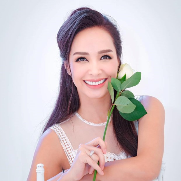 A hau Thuy Van se 'dan dat' cac thi sinh Hoa hau Ban sac Viet 2019 hinh anh 3