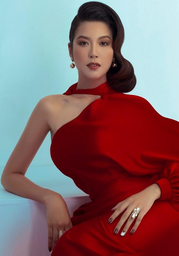 A hau Thuy Van se 'dan dat' cac thi sinh Hoa hau Ban sac Viet 2019 hinh anh 2