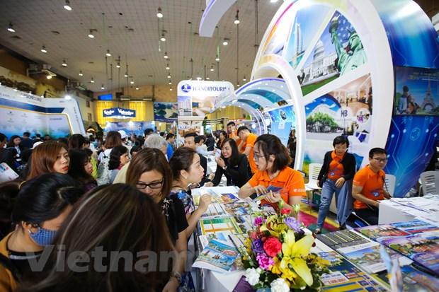 VITM Ha Noi 2019: Huong den 'Du lich Xanh' va phat trien ben vung hinh anh 1