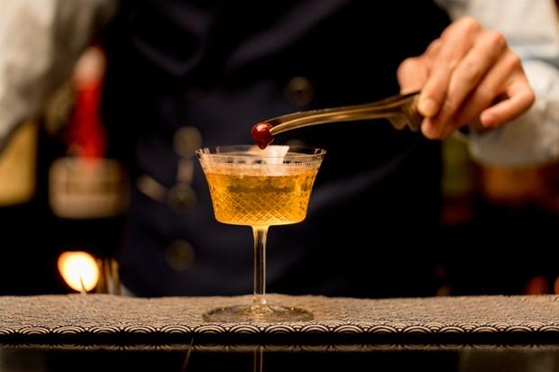 Chuyen gia pha che hang dau dem huong vi cocktail dac biet toi Ha Noi hinh anh 3