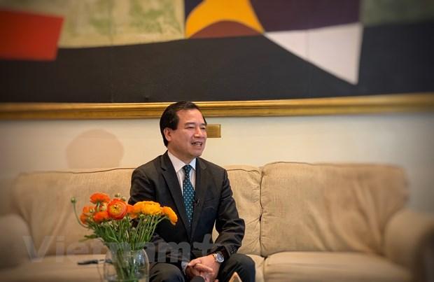 Hoi nghi Thuong dinh My-Trieu: Nganh du lich Viet Nam 'dac loi?' hinh anh 1