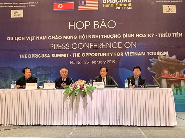Hoi nghi Thuong dinh My-Trieu: Nganh du lich Viet Nam 'dac loi?' hinh anh 3