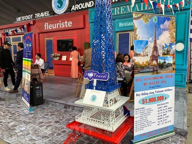 Travel Fest 2019: Tung bung Le hoi khuyen mai du lich dau tien hinh anh 5