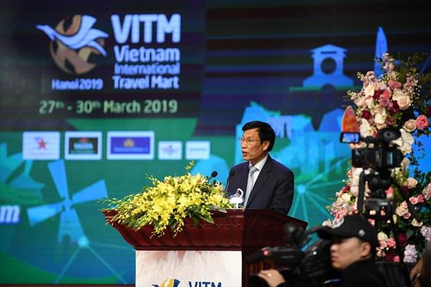 Hoi cho VITM 2019: Doanh nghiep du lich chung tay bao ve moi truong hinh anh 2
