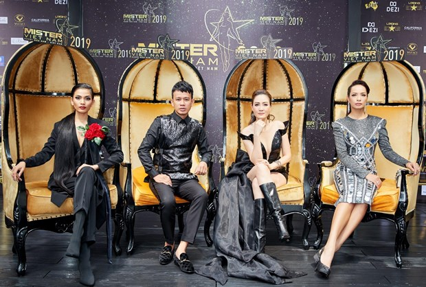 Hang tram 'nam than 6 mui' do ve du tuyen Mister Viet Nam 2019 hinh anh 1