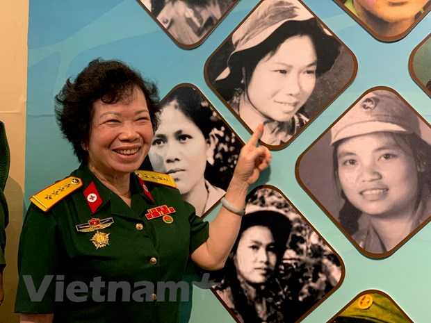 'Kieu hanh Truong Son': Chan dung nhung co gai tuyen duong huyen thoai hinh anh 2