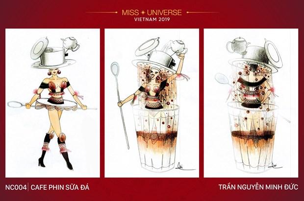 Nhung trang phuc dan toc an tuong vong tuyen chon cho Miss Universe hinh anh 4